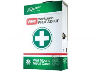 Metal Case First Aid Kit 76478 WM1